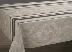 Nappes anti taches<BR>Arabesque