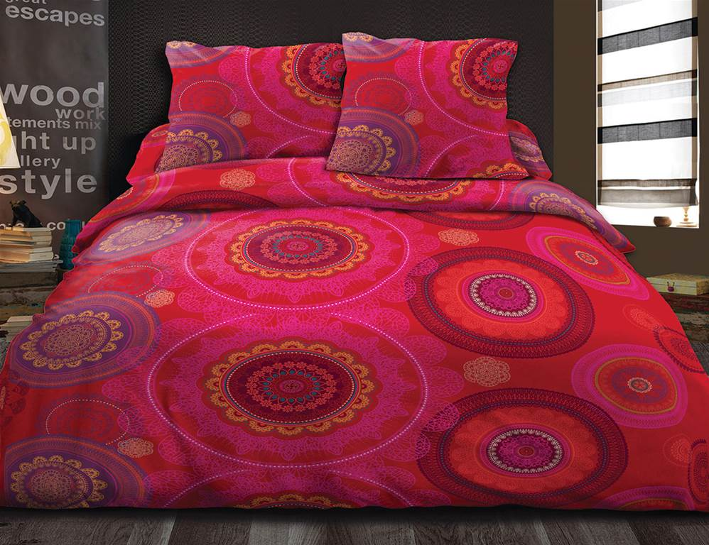 housses de couette qualit pur coton 57 fils collection. Black Bedroom Furniture Sets. Home Design Ideas