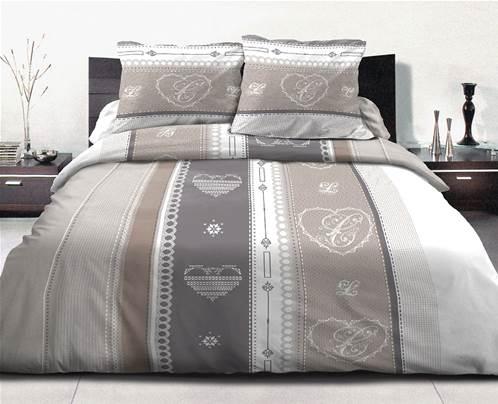 housses de couette qualit pur coton 57 fils collection exclusive kaliss. Black Bedroom Furniture Sets. Home Design Ideas